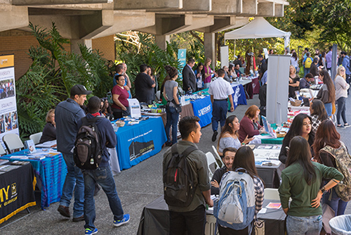 COM's Career Exploration Fair a Huge Success