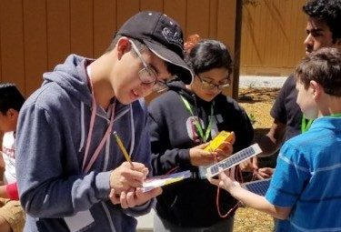 2018 Summer Career Academies Enrolled Over 200 High School Students