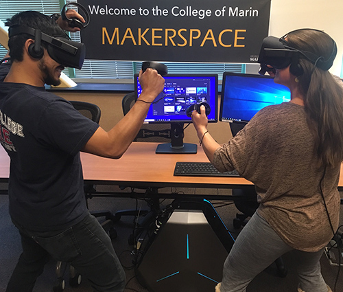 Expanded Virtual Reality Learning Opportunities